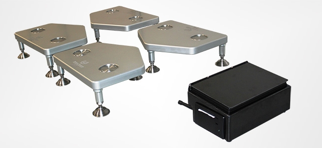 Set Up Systems: Set Up Pads with load cells & Co.